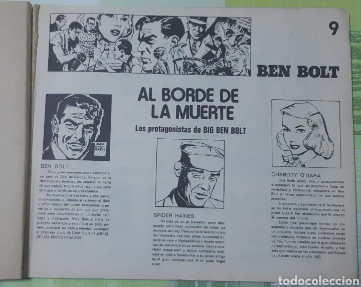 Cómics: TEBEOS-COMICS CANDY - BEN BOLT 9 - BURULAN - AA98 - Foto 2 - 203075085