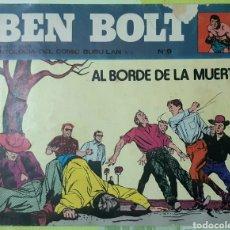 Cómics: TEBEOS-COMICS CANDY - BEN BOLT 9 - BURULAN - AA98. Lote 203075085