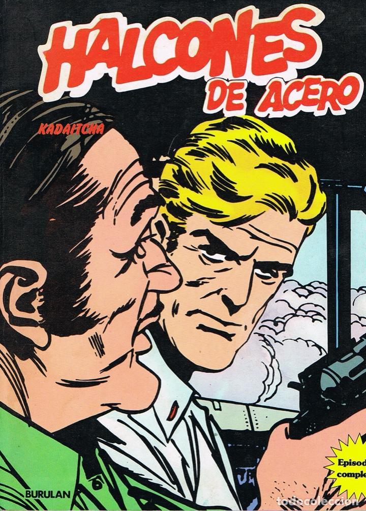 HALCONES DE ACERO VOLUMEN 4 KADAITCHA (Tebeos y Comics - Buru-Lan - Halcones de Acero)
