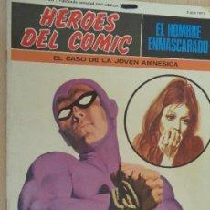 Cómics: BURU LAN COMICS. HEROES DEL COMIC. HOMBRE ENMASCARADO Nº 10. Lote 203387692