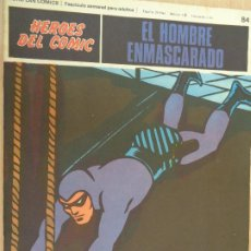 Fumetti: BURU LAN COMICS. HEROES DEL COMIC. HOMBRE ENMASCARADO Nº 84. Lote 203388215