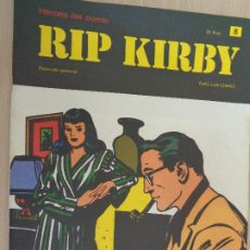 Cómics: BURU LAN COMICS. HEROES DEL COMIC. RIP KIRBY Nº 8. Lote 203388776