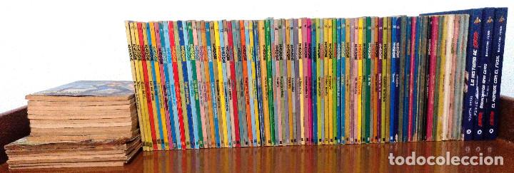 ZAGOR COMPLETA (TODAS LAS AVENTURAS PUBLICADAS EN ESPAÑA) (Tebeos y Comics - Buru-Lan - Zagor)