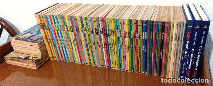 Cómics: ZAGOR COMPLETA (TODAS LAS AVENTURAS PUBLICADAS EN ESPAÑA) - Foto 2 - 203433705