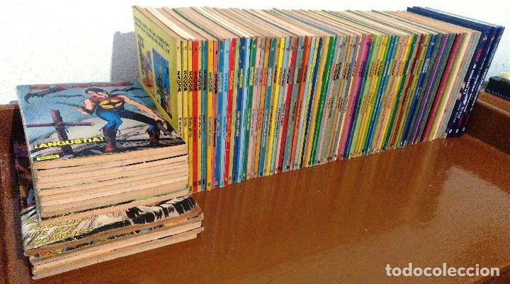 Cómics: ZAGOR COMPLETA (TODAS LAS AVENTURAS PUBLICADAS EN ESPAÑA) - Foto 3 - 203433705