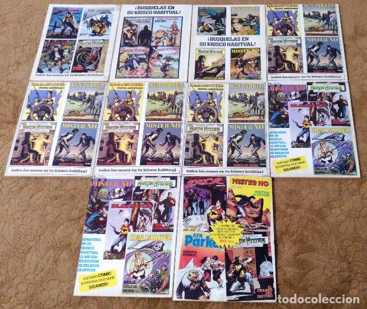 Cómics: ZAGOR COMPLETA (TODAS LAS AVENTURAS PUBLICADAS EN ESPAÑA) - Foto 22 - 203433705