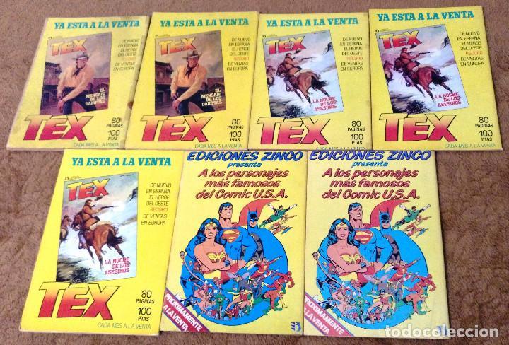 Cómics: ZAGOR COMPLETA (TODAS LAS AVENTURAS PUBLICADAS EN ESPAÑA) - Foto 24 - 203433705