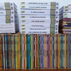 Cómics: TEX WILLER COMPLETA (TODAS LAS AVENTURAS PUBLICADAS EN ESPAÑA). Lote 203438635