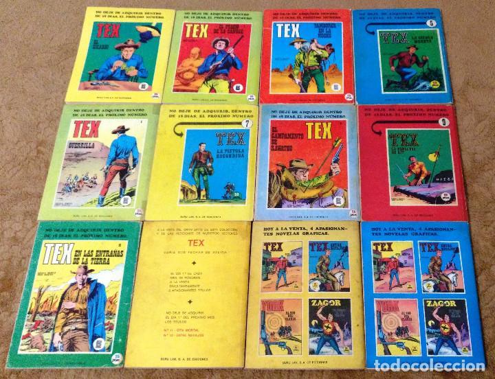 Cómics: TEX WILLER COMPLETA (TODAS LAS AVENTURAS PUBLICADAS EN ESPAÑA) - Foto 6 - 203438635