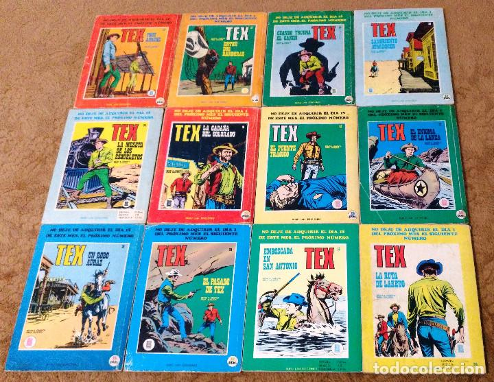 Cómics: TEX WILLER COMPLETA (TODAS LAS AVENTURAS PUBLICADAS EN ESPAÑA) - Foto 10 - 203438635