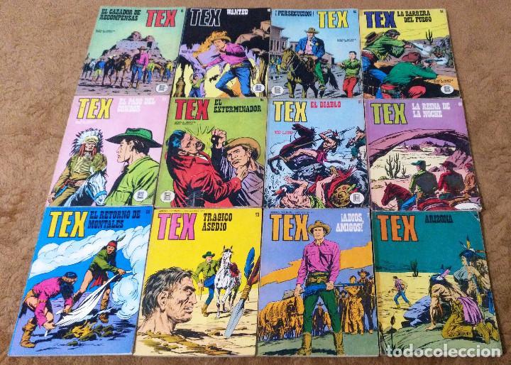 Cómics: TEX WILLER COMPLETA (TODAS LAS AVENTURAS PUBLICADAS EN ESPAÑA) - Foto 15 - 203438635