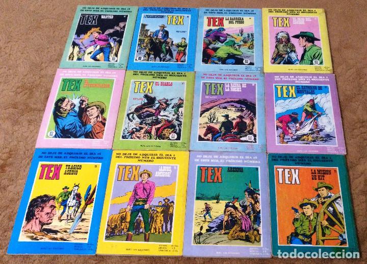Cómics: TEX WILLER COMPLETA (TODAS LAS AVENTURAS PUBLICADAS EN ESPAÑA) - Foto 16 - 203438635