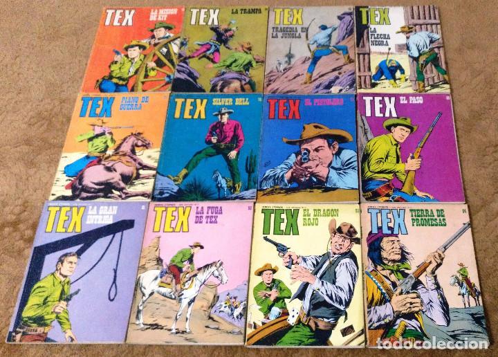 Cómics: TEX WILLER COMPLETA (TODAS LAS AVENTURAS PUBLICADAS EN ESPAÑA) - Foto 17 - 203438635