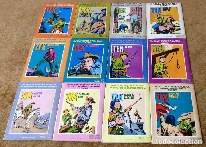 Cómics: TEX WILLER COMPLETA (TODAS LAS AVENTURAS PUBLICADAS EN ESPAÑA) - Foto 18 - 203438635