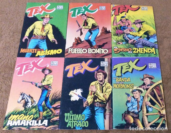 Cómics: TEX WILLER COMPLETA (TODAS LAS AVENTURAS PUBLICADAS EN ESPAÑA) - Foto 24 - 203438635