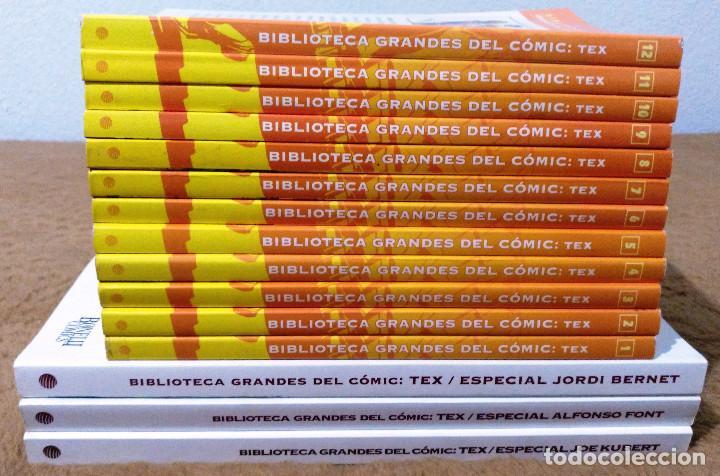 Cómics: TEX WILLER COMPLETA (TODAS LAS AVENTURAS PUBLICADAS EN ESPAÑA) - Foto 25 - 203438635