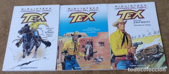 Cómics: TEX WILLER COMPLETA (TODAS LAS AVENTURAS PUBLICADAS EN ESPAÑA) - Foto 26 - 203438635