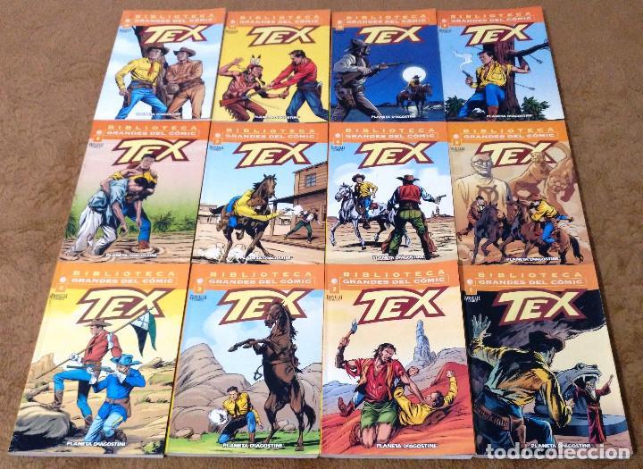 Cómics: TEX WILLER COMPLETA (TODAS LAS AVENTURAS PUBLICADAS EN ESPAÑA) - Foto 27 - 203438635