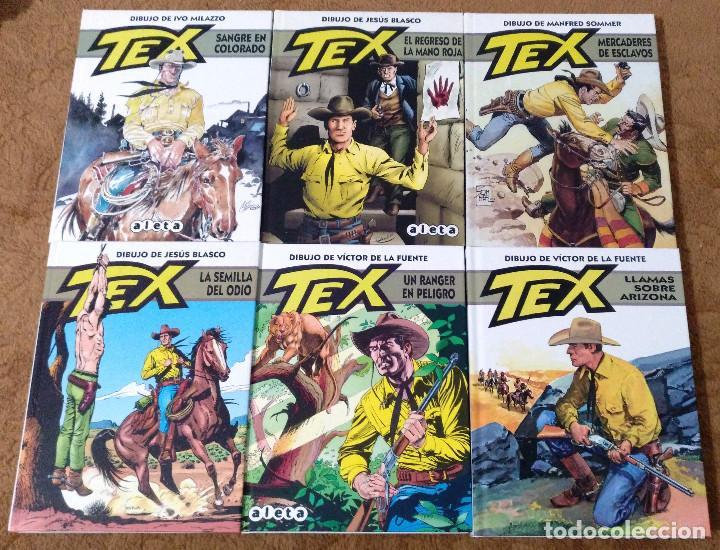 Cómics: TEX WILLER COMPLETA (TODAS LAS AVENTURAS PUBLICADAS EN ESPAÑA) - Foto 30 - 203438635