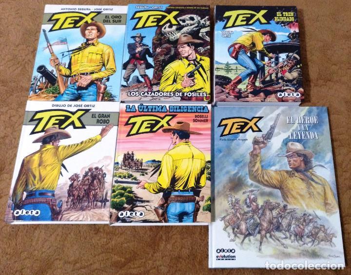 Cómics: TEX WILLER COMPLETA (TODAS LAS AVENTURAS PUBLICADAS EN ESPAÑA) - Foto 31 - 203438635