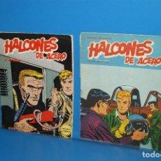 Cómics: COMIC HALCONES DE ACERO, TOMO 1, FASCÍCULO 6 + HALCONES DE ACERO, 6 ALBUM 1. Lote 203442886