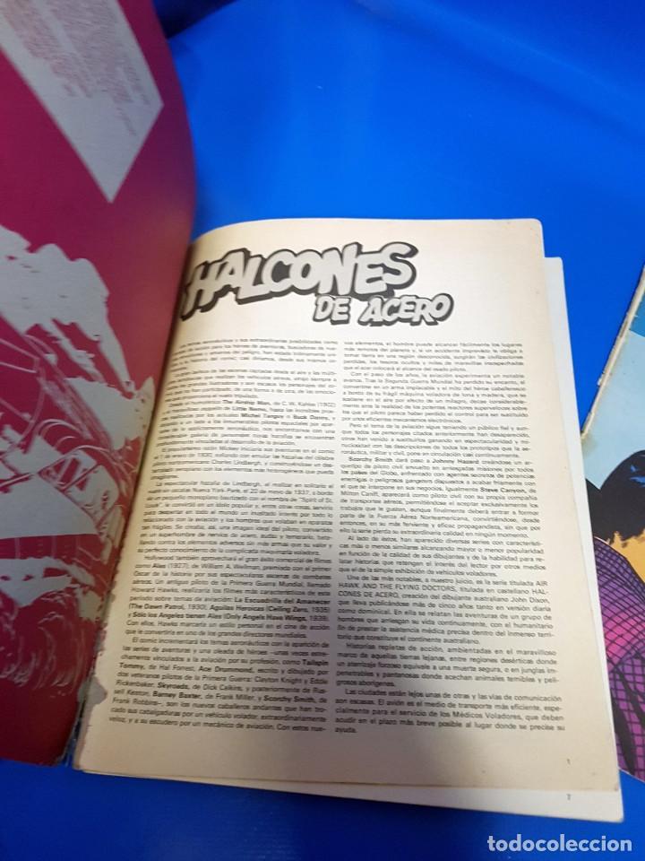 Cómics: Comic Halcones de Acero, Tomo 1, Fascículo 6 + Halcones de Acero, 6 Album 1 - Foto 3 - 203442886