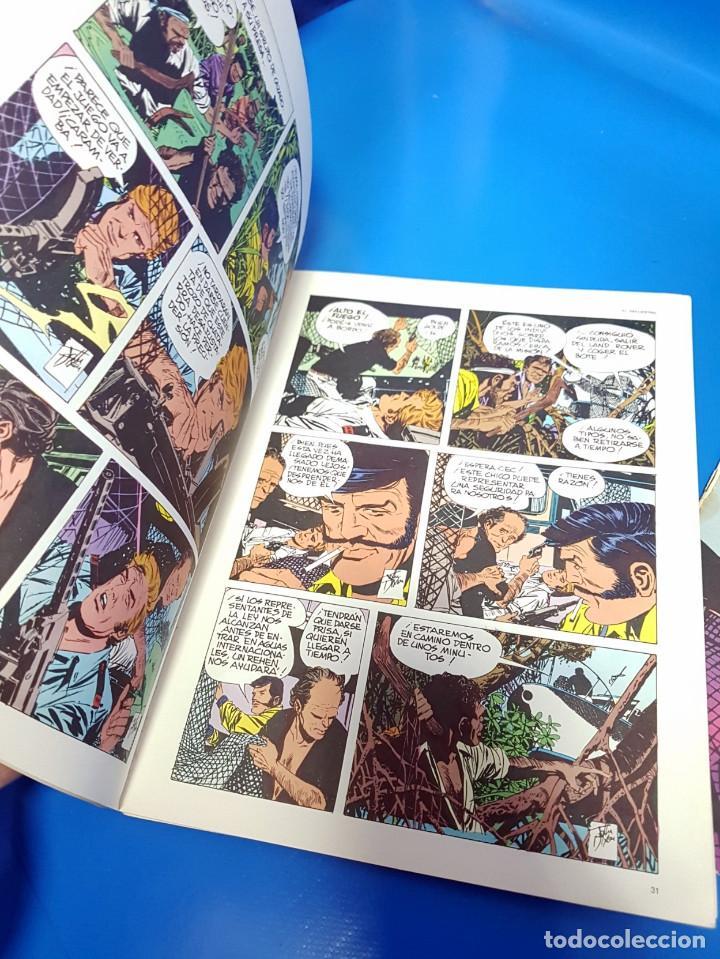 Cómics: Comic Halcones de Acero, Tomo 1, Fascículo 6 + Halcones de Acero, 6 Album 1 - Foto 5 - 203442886