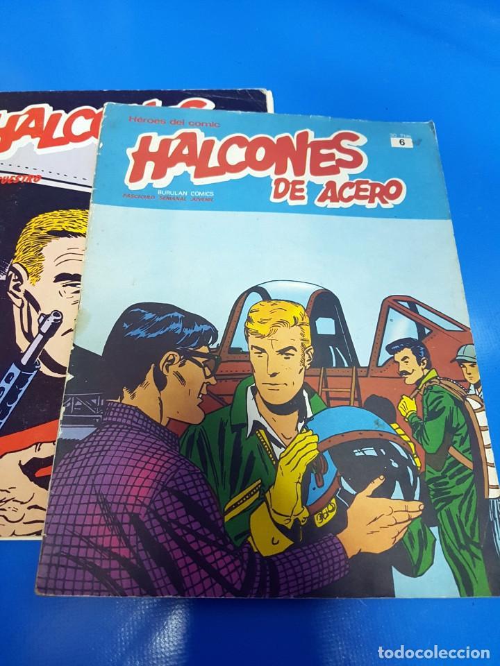 Cómics: Comic Halcones de Acero, Tomo 1, Fascículo 6 + Halcones de Acero, 6 Album 1 - Foto 6 - 203442886