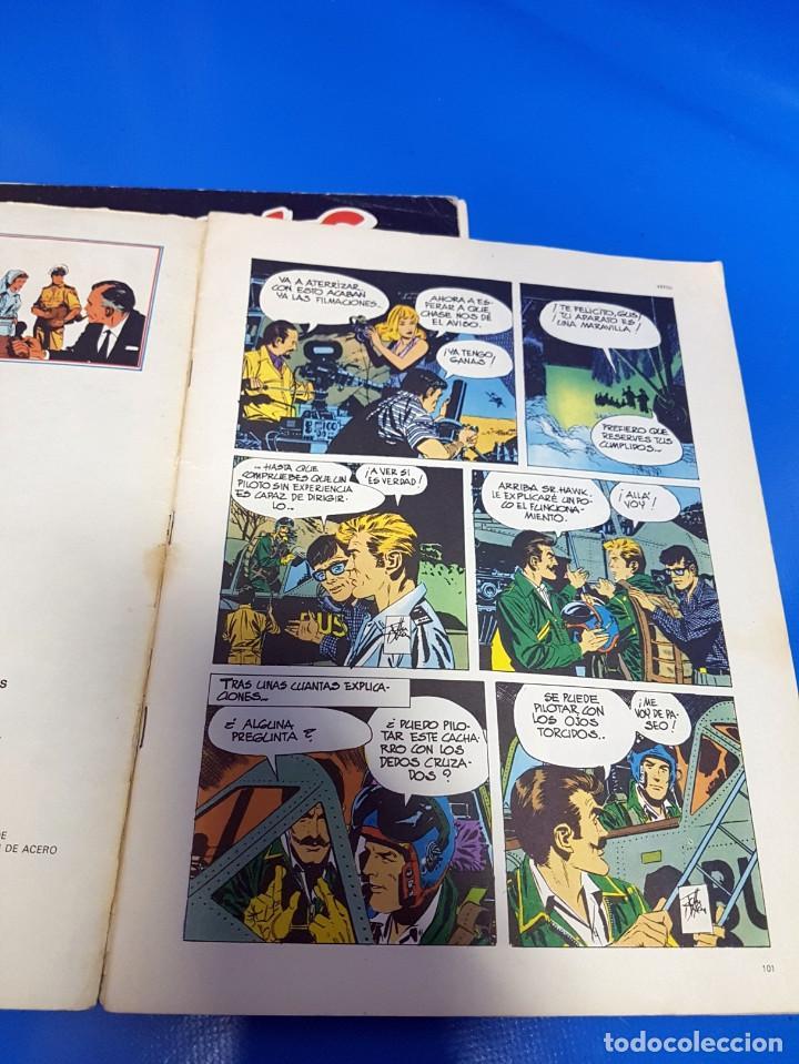 Cómics: Comic Halcones de Acero, Tomo 1, Fascículo 6 + Halcones de Acero, 6 Album 1 - Foto 8 - 203442886