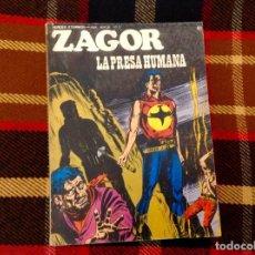 Cómics: ZAGOR BURU LAN NUMERO 61. Lote 203980607