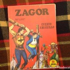 Cómics: ZAGOR BURU LAN NUMERO 4. Lote 203980967