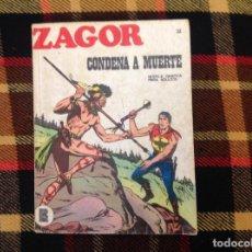 Cómics: ZAGOR BURU LAN NUMERO 23. Lote 203981280
