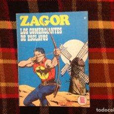 Cómics: ZAGOR BURU LAN NUMERO 19. Lote 203981487