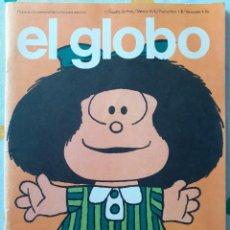 Cómics: EL GLOBO-PUBLICACIÓN MENSUAL DEL CÓMIC PARA ADULTOS- Nº 1 -QUINO-BRECCIA-SPIRIT-1973-BUENA-3367. Lote 204279342