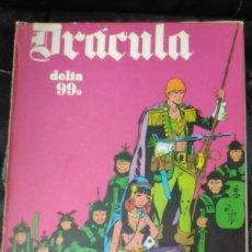 Cómics: DRACULA DELTA 99 Nº4. Lote 204763120