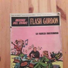 Comics : FLASH GORDON BURU LAN FASCICULO HEROES DEL COMIC (1972) Nº 61 TOMO 6. Lote 204819702