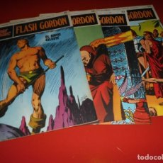 Cómics: FLASH GORDON Nº 01 AL 08 - BURU LAN. Lote 205308278