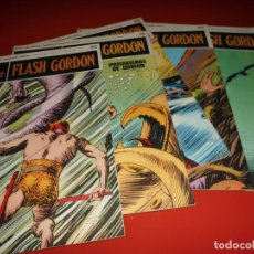 Cómics: FLASH GORDON Nº 010 AL 020 - BURU LAN. Lote 205309438
