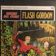 Cómics: FLASH GORDON Nº 20 BURU LAN COMICS. Lote 205360316