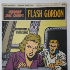 Cómics: HÉROES DEL COMIC. FLASH GORDON. NO. 108 - 1973. Lote 205598216
