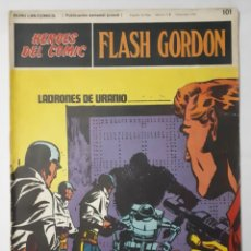 Cómics: HÉROES DEL COMIC. FLASH GORDON. NO. 101 - 1973. Lote 205602771