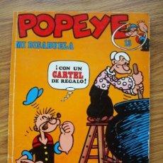 Cómics: POPEYE Nº 13 MI BISABUELA (BURU LAN). Lote 205645305