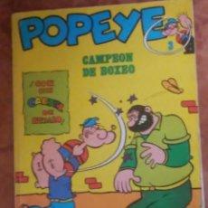 Cómics: POPEYE CAMPEÓN DE BOXEO 1970 K. Lote 205712001