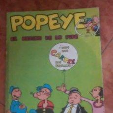 Cómics: POPEYE EL MARINO DE LA PIPA 1970 K. Lote 205712581