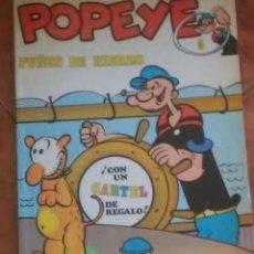 Cómics: POPEYE PUÑOS DE HIERRO 1970 K. Lote 205713916