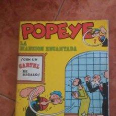 Cómics: POPEYE LA MANSION ENCANTADA 1970 K. Lote 205715425