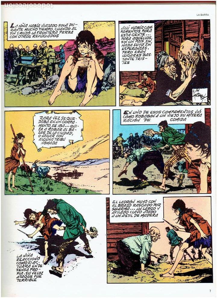 Cómics: * MODESTY BLAISE * TOMO I * EDICIONES BURULAN 1974 * OFERTA * - Foto 4 - 205858422