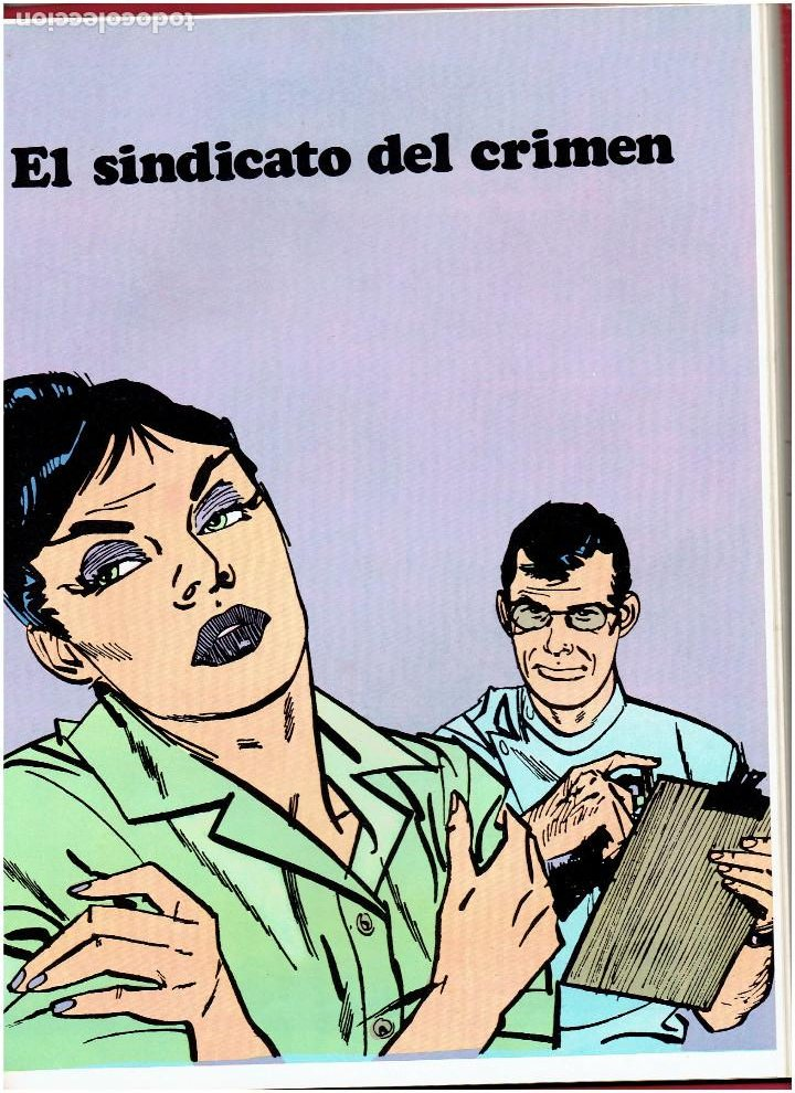 Cómics: * MODESTY BLAISE * TOMO I * EDICIONES BURULAN 1974 * OFERTA * - Foto 5 - 205858422