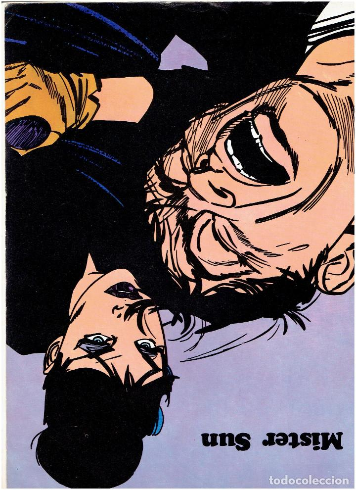 Cómics: * MODESTY BLAISE * TOMO 1 * COLECCION AGENTES SECRETOS Nº 10 * EDICIONES BURULAN 1974 * - Foto 2 - 205861370