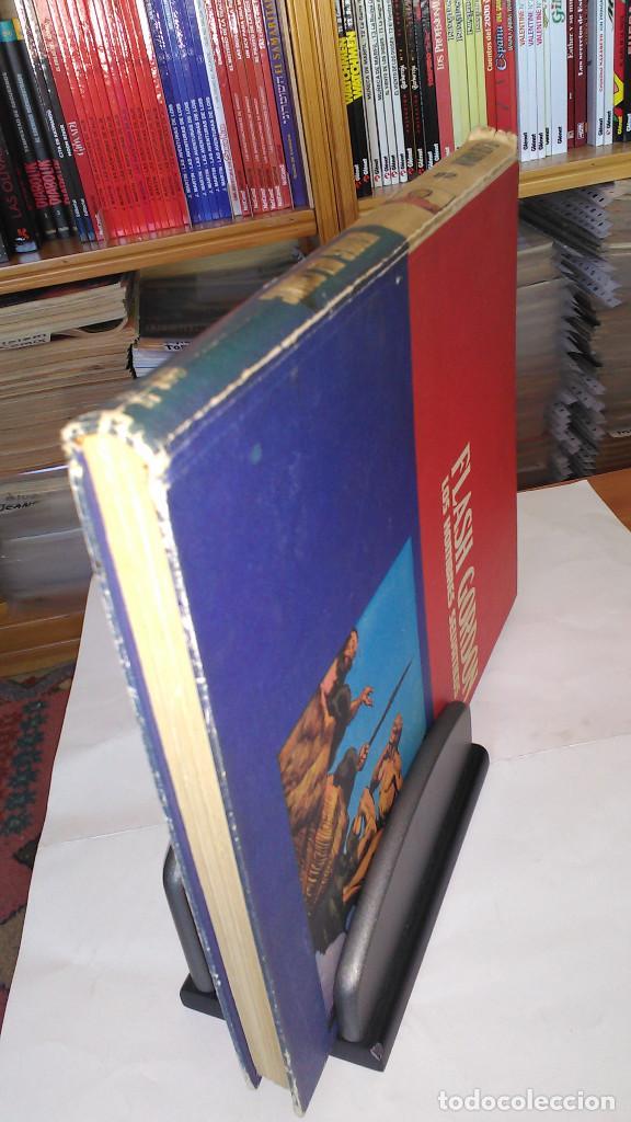 * FLASH GORDON * TOMO 02 * LOS HOMBRES SELVATICOS * EDICIONES BURULAN 1972 * (Tebeos y Comics - Buru-Lan - Flash Gordon)